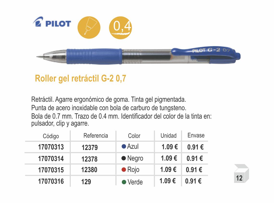 PILOT G2