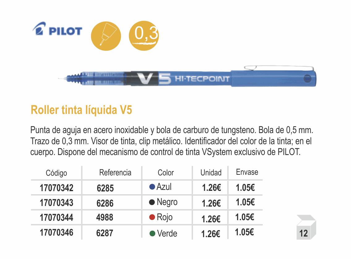 PILOT V5